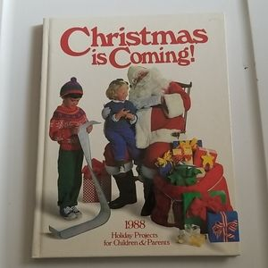 1988 Christmas is Coming Craft Book